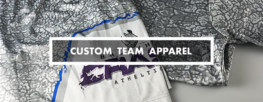 Category - apparel - sublimation