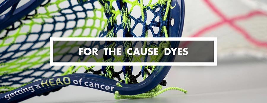 Category - for the cause lacrosse dyes