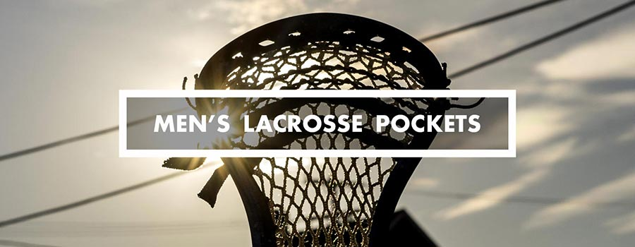 Category - mens lacrosse pockets