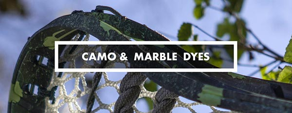 Category - camo marble lacrosse dyes