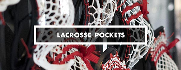 Category - lacrosse pockets