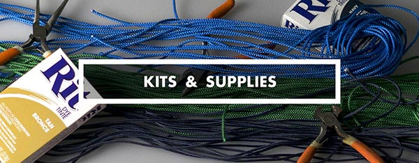 Category - lacrosse stringing kits supplies