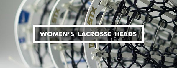 Category - womens lacrosse heads