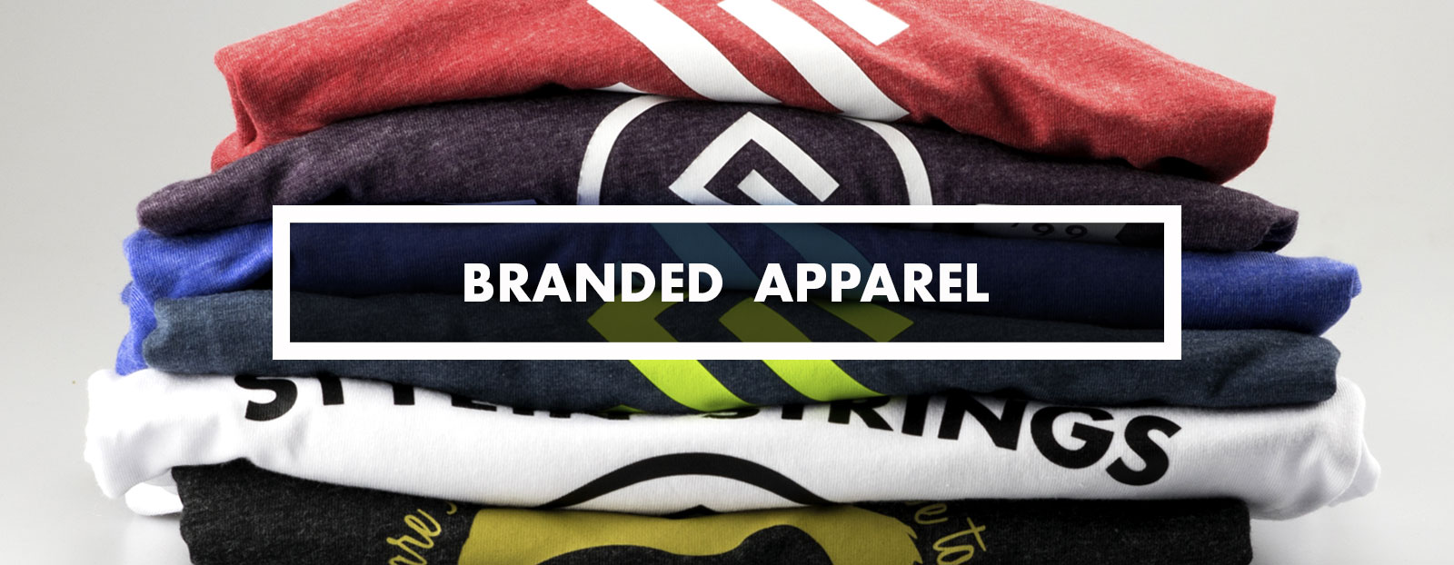 Category - apparel - branded