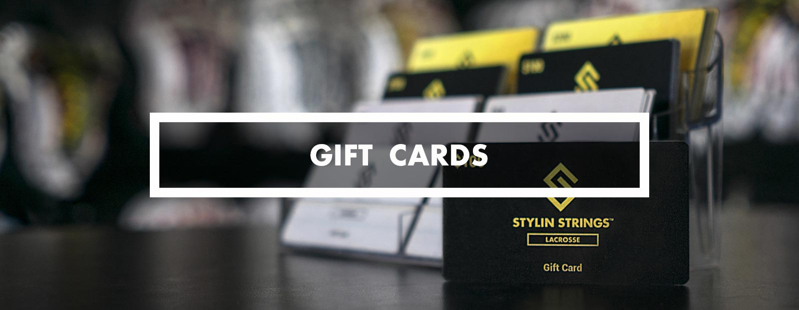 Category - lacrosse gift cards
