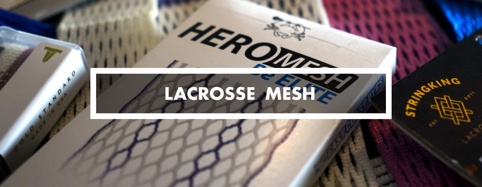 Category - lacrosse mesh