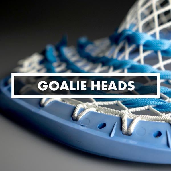 Goalie Lacrosse Heads