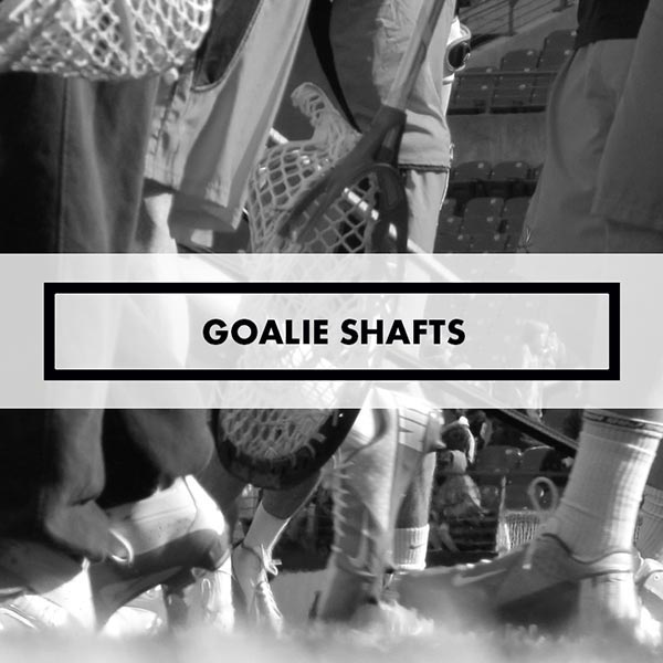 Goalie Lacrosse Shafts