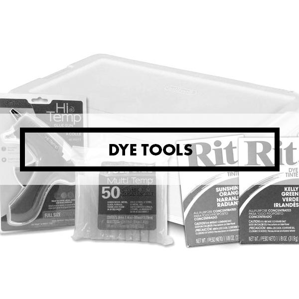 Lacrosse Dye Tools, Starter Kits