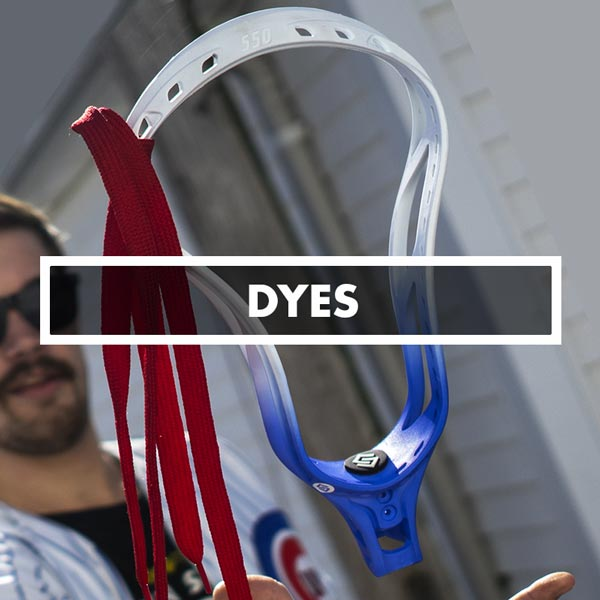 Lacrosse Sticks - Dye Jobs