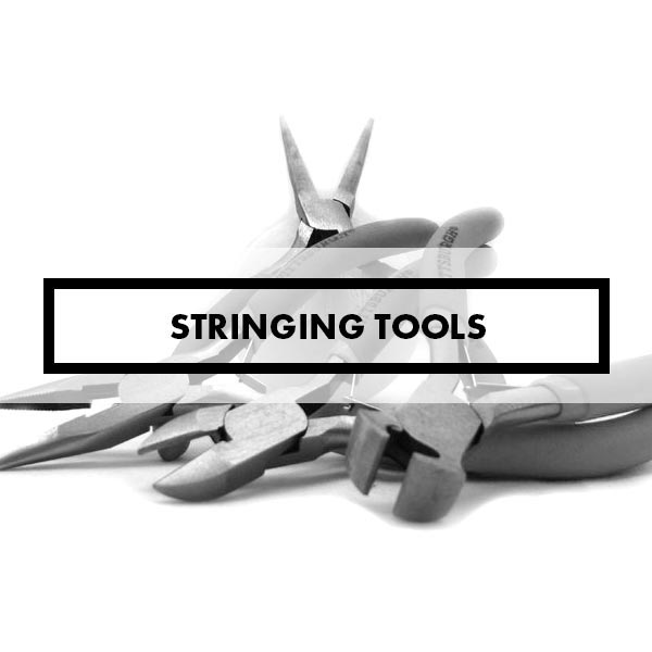 Lacrosse Stringing Tools - Clippers, Grippers, Pliers, Tool Kits