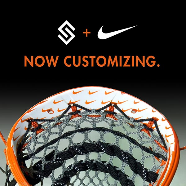 Nike Lacrosse Customizing