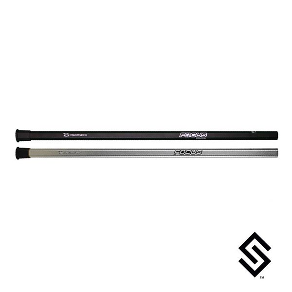 ECD Focus Scandium Lacrosse Shaft Attack Length Black