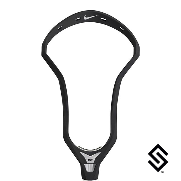 Nike Vapor Elite Men's Lacrosse Head Unstrung Manufacturer Black