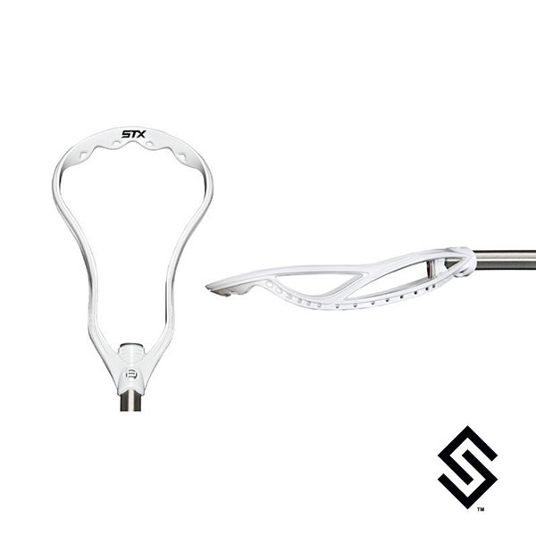 STX Super Power Lacrosse Head - Unstrung