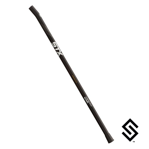 STX Crux 600 Precision Flex Women's 10 Degree Lacrosse Shaft - Black