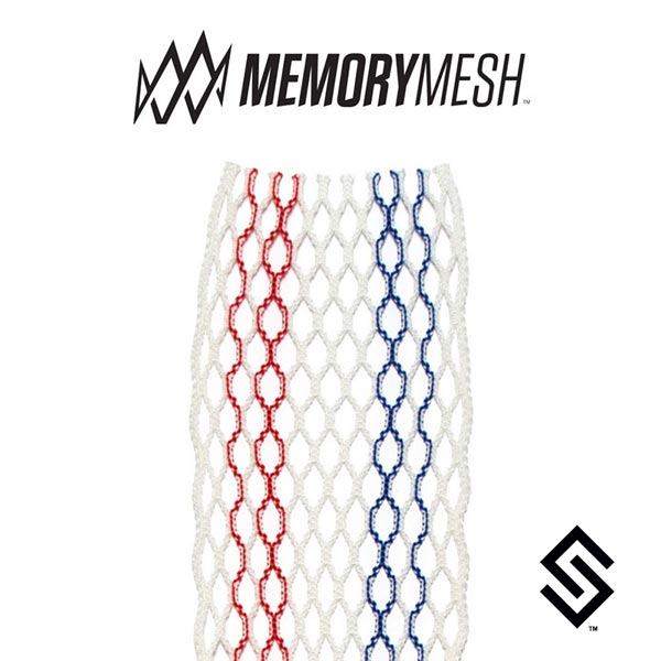 STX Memory Mesh Freedom USA Color Limited Edition Lacrosse Mesh