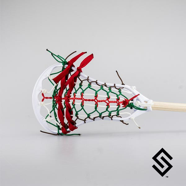 THE RAPH: Limited Edition Stylin' Strings Mini Pita Lacrosse Fiddle Stick