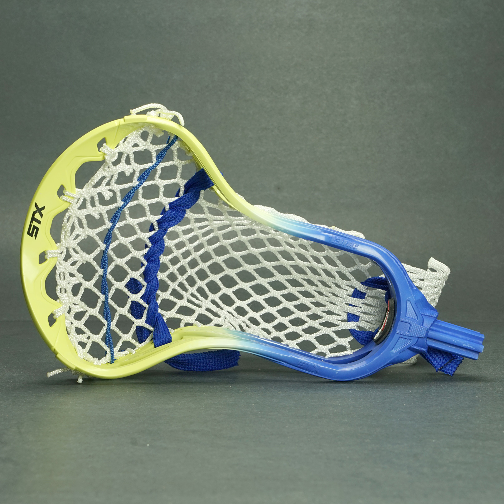 STX DUEL U 2 COLOR FADE W/ FACEOFF POCKET