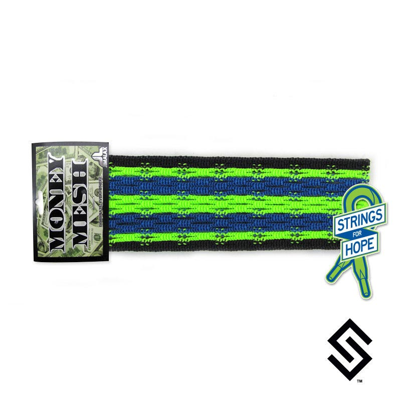 Jimalax HEADstrong Money Mesh