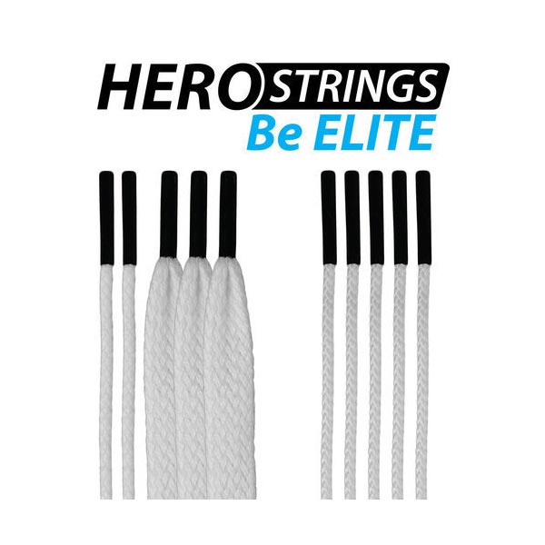 ECD Hero Strings Pack White