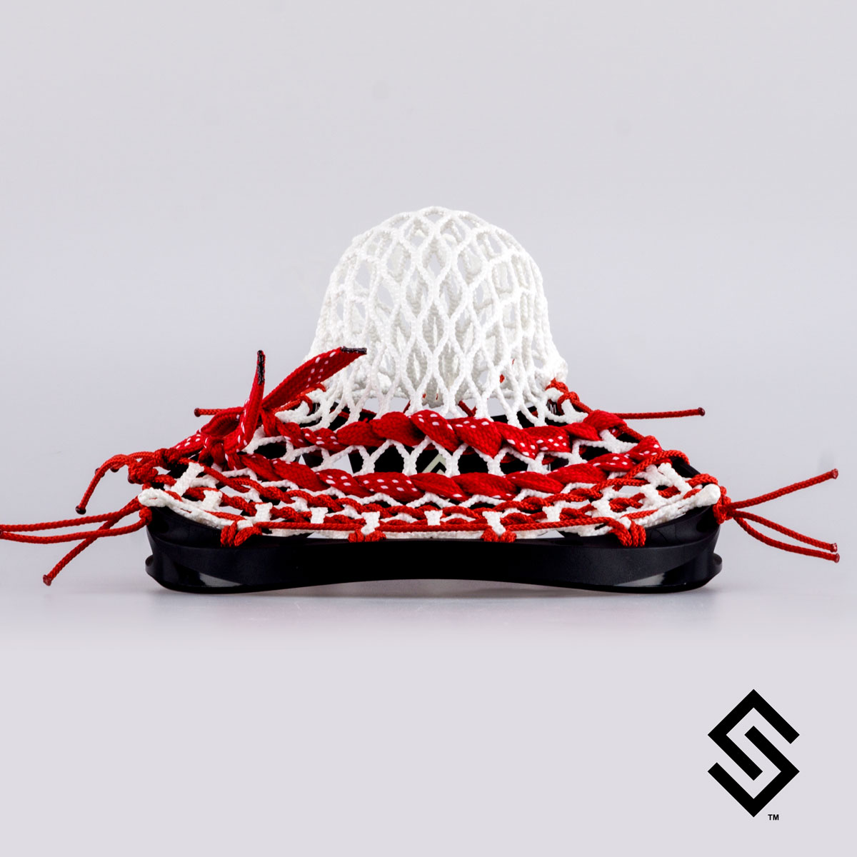 Stylin Strings California Style Mesh+ Lacrosse Pocket