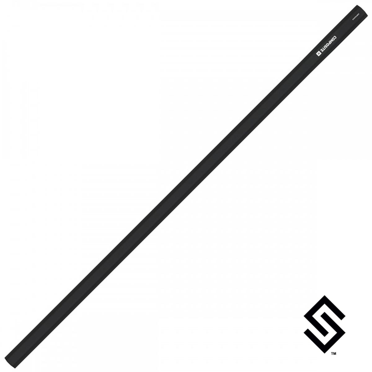 StringKing Composite Women's Lacrosse Shaft Black