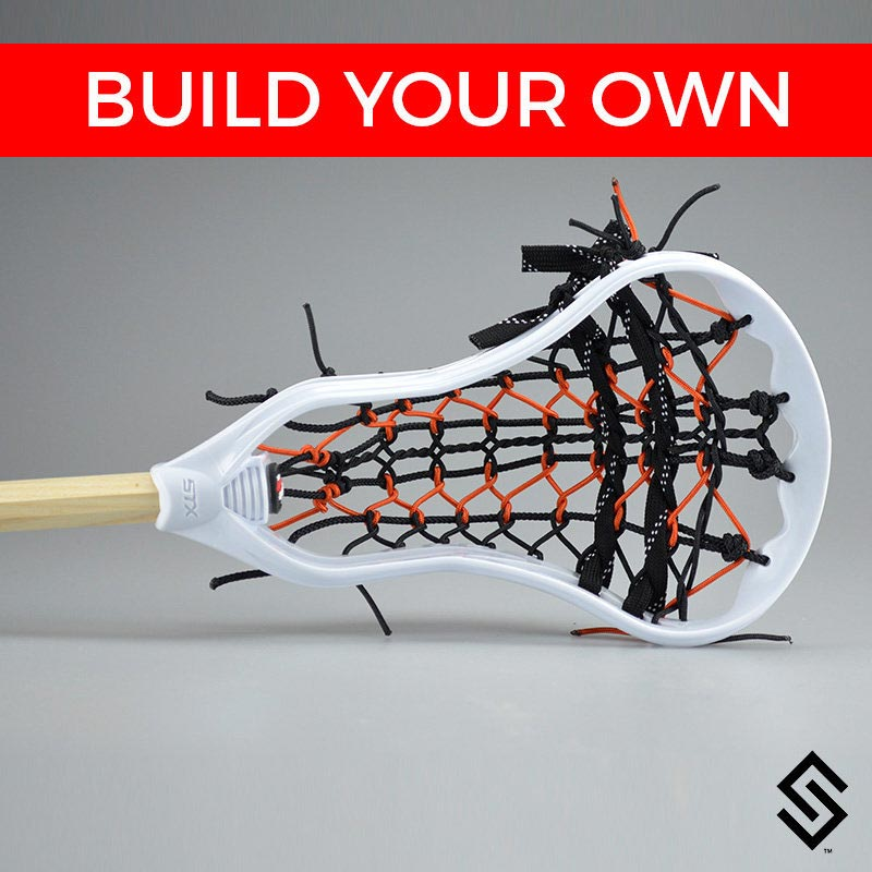 Stylin Strings Custom Mini Pita Lacrosse Stick