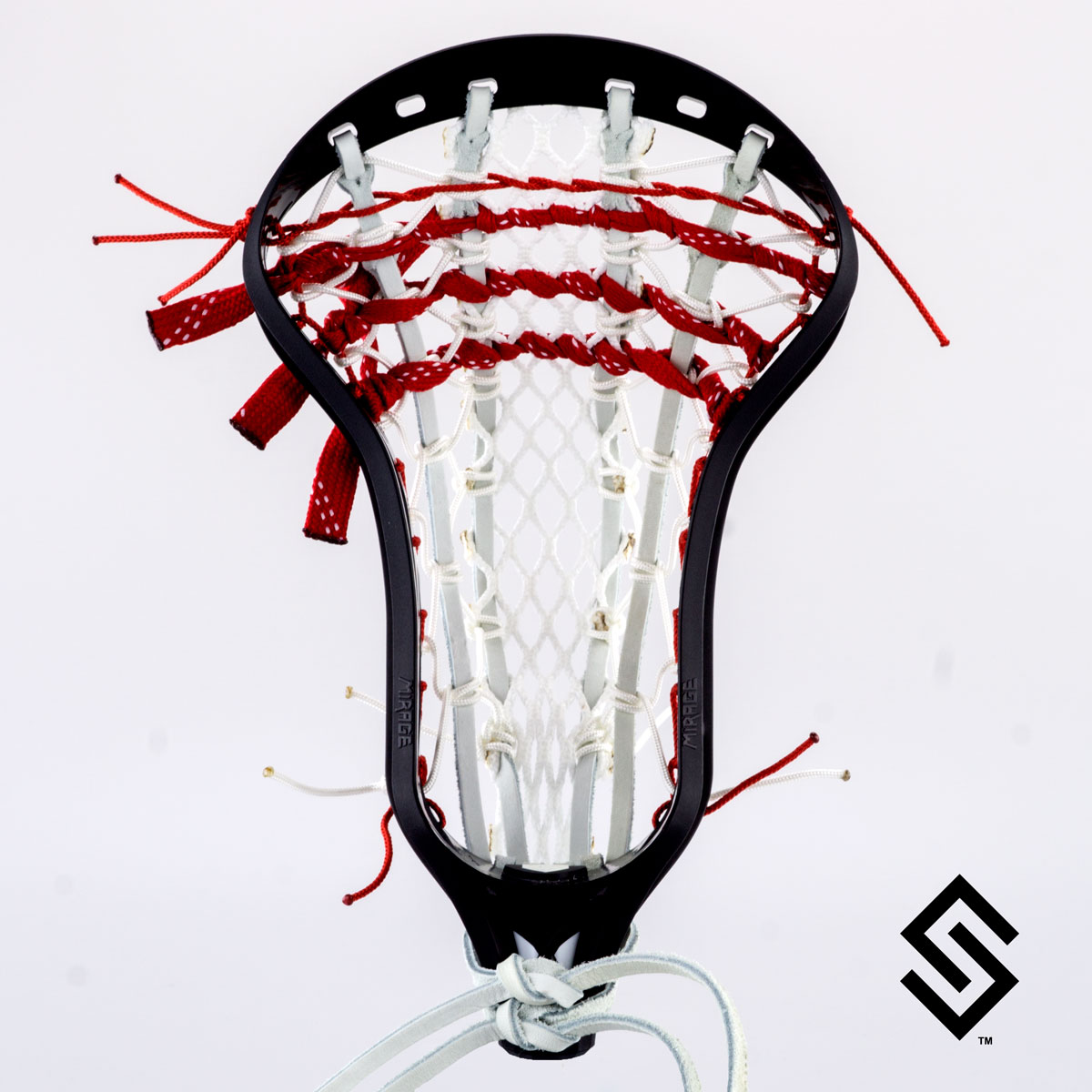 Stylin Strings Mesh X Custom Lacrosse Pocket