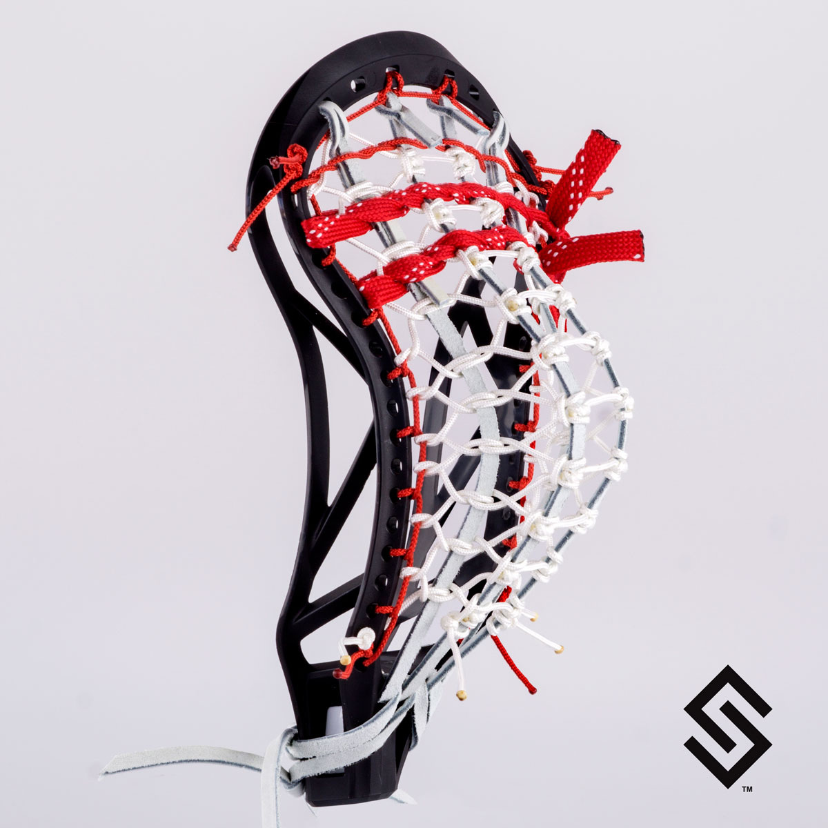 Stylin' Strings Men's Ladder Custom Lacrosse Pocket