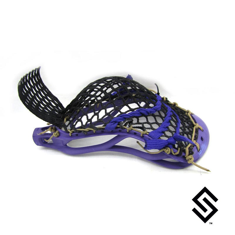 Stylin Strings One Color Lacrosse Dye Job