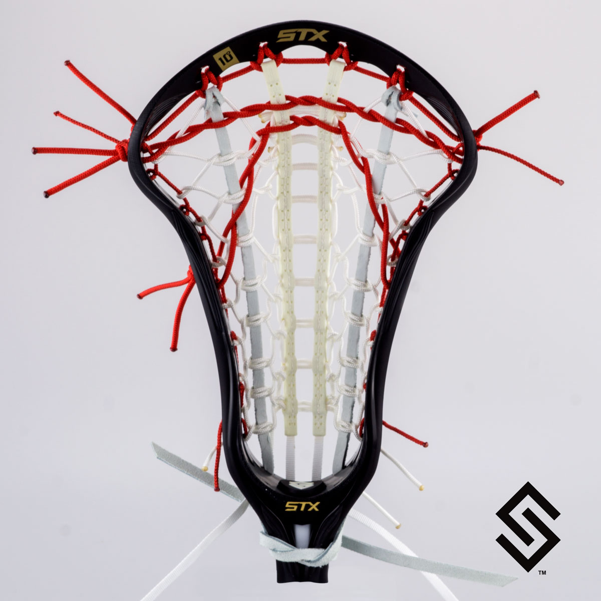 Stylin Strings Girl String Gripper Pro Women's Custom Lacrosse Pocket