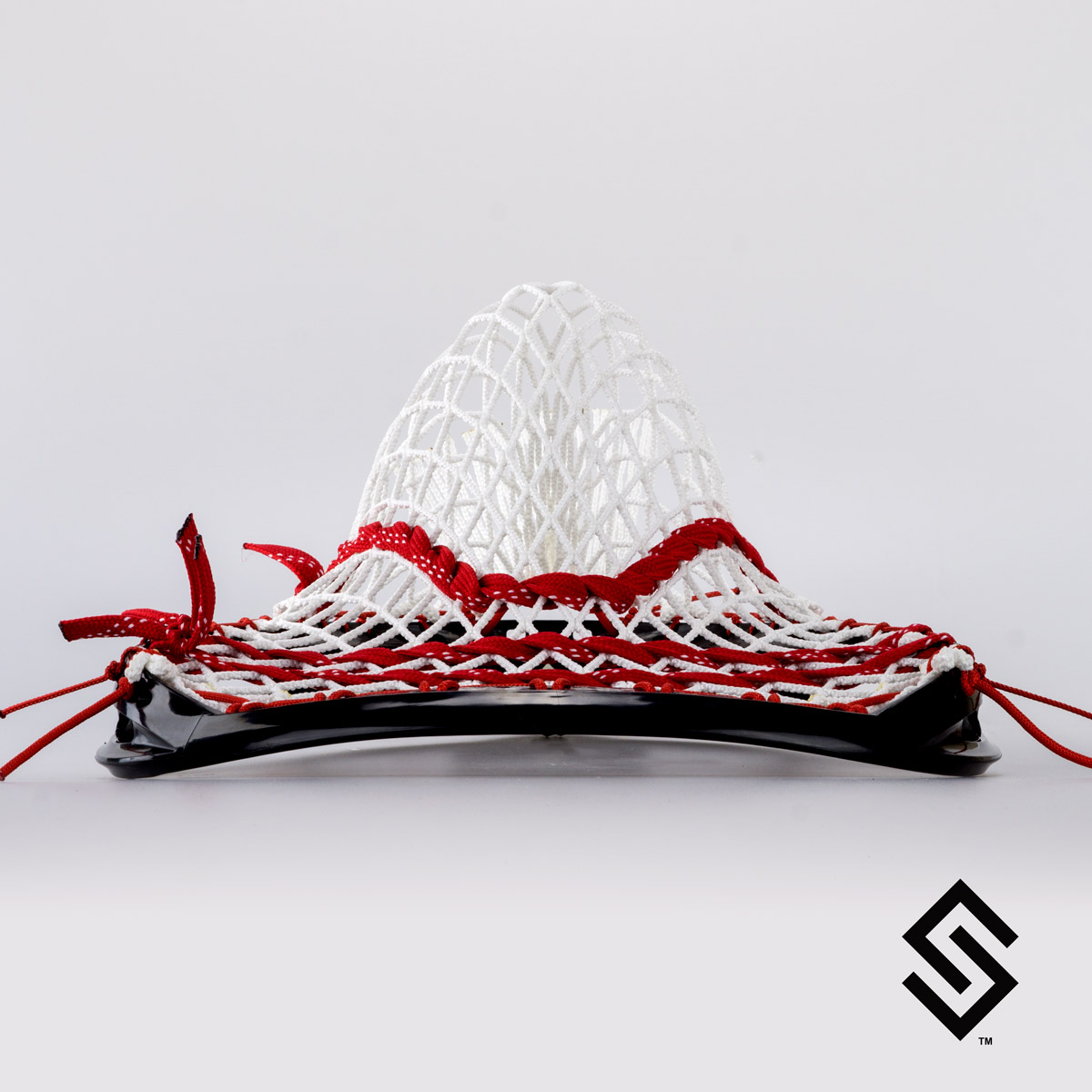 Stylin Strings Build Your Own Goalie Mesh Custom Lacrosse Pocket