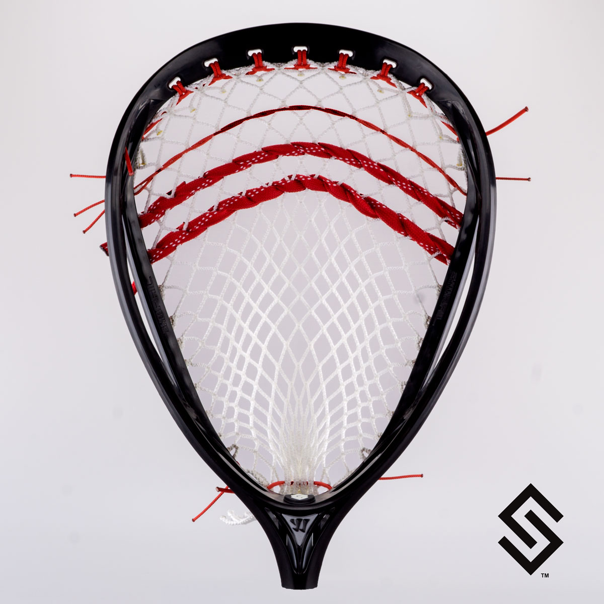 Stylin Strings Pappy Goalie Mesh Custom Lacrosse Pocket