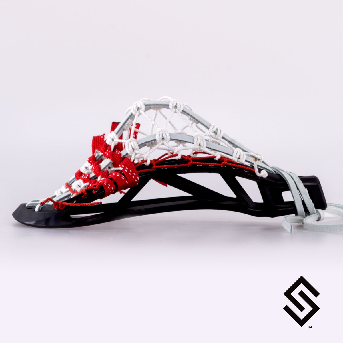 Lacrosse All-Stars Reinforced 6 Box Traditional Pocket