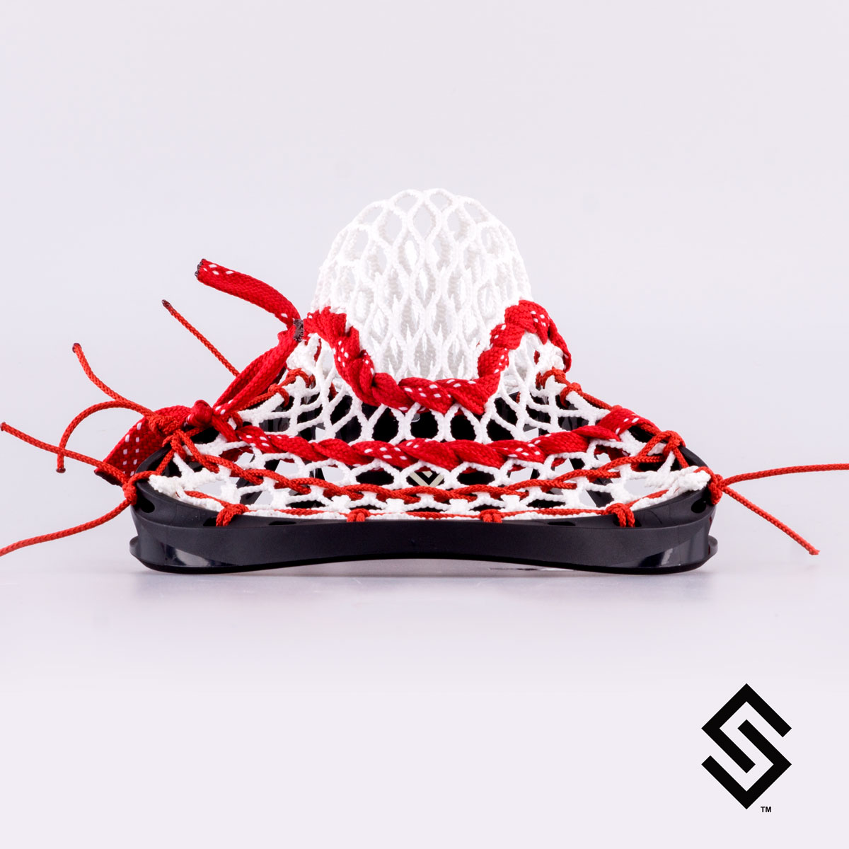 Jimalax - JimaMID Lacrosse Pocket by Stylin Strings