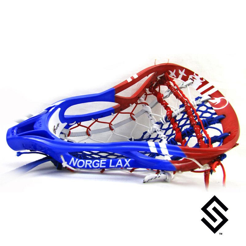 Stylin Strings Norway Lacrosse Dye Job