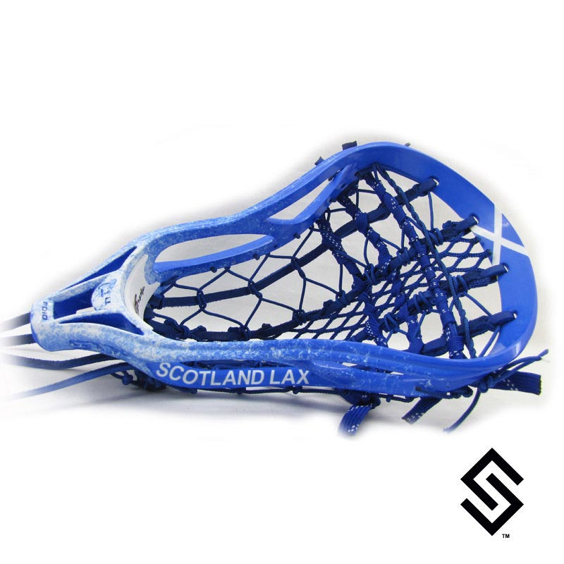 Stylin Strings Scotland Lacrosse Dye Job