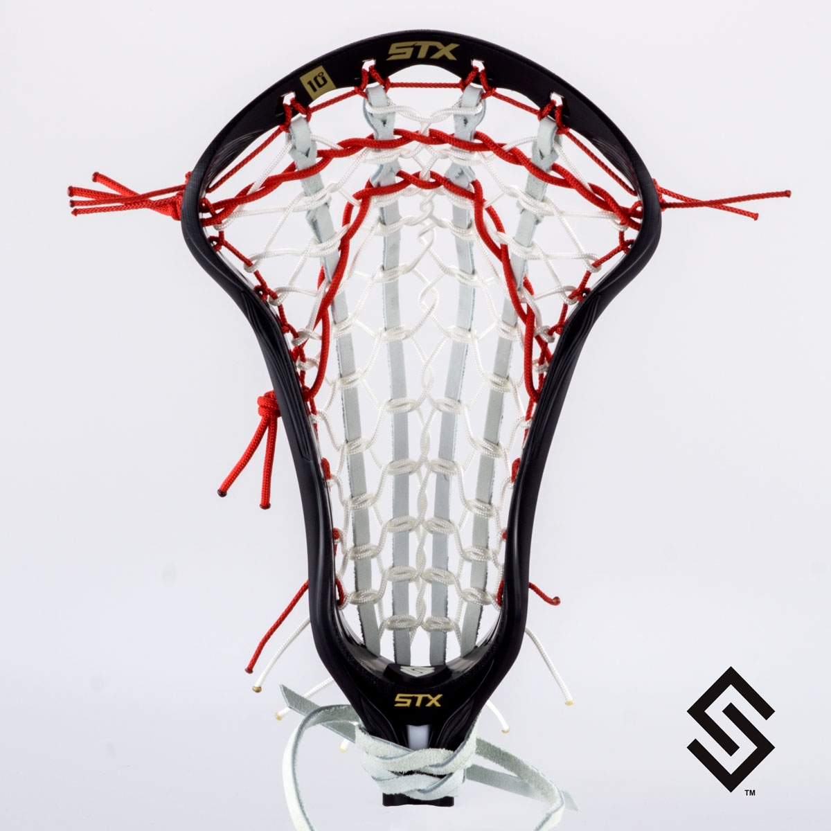 Stylin Strings Women's Traditional Custom Lacrosse Pocket
