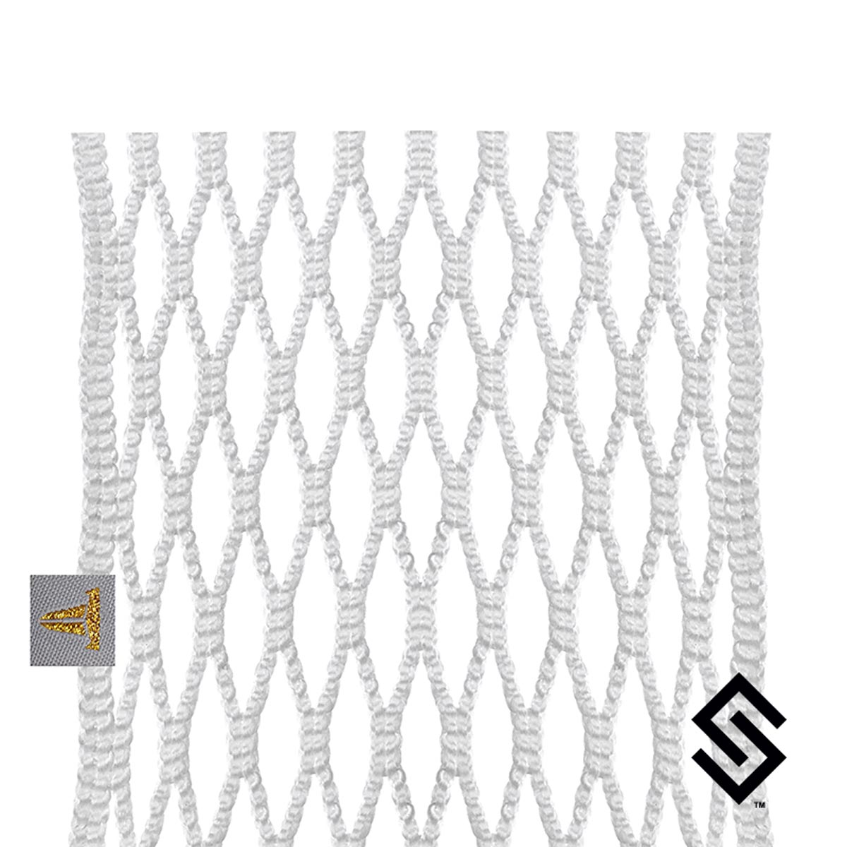 Throne Lacrosse Fiber 2 Mesh Diamond