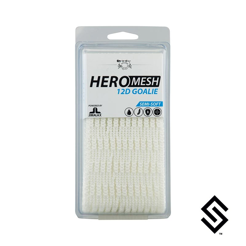East Coast HeroMesh 12 Diamond Semi-Soft White