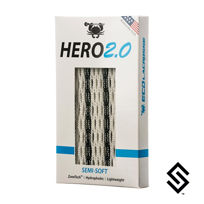 East Coast Hero 2.0 Mesh Black Striker
