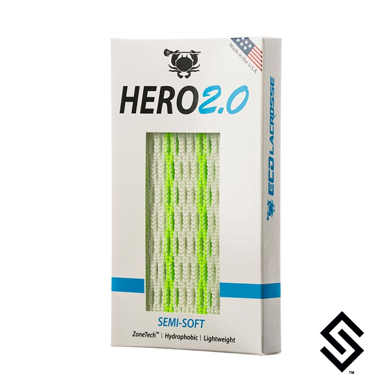 East Coast Hero 2.0 Mesh Neon Green Striker