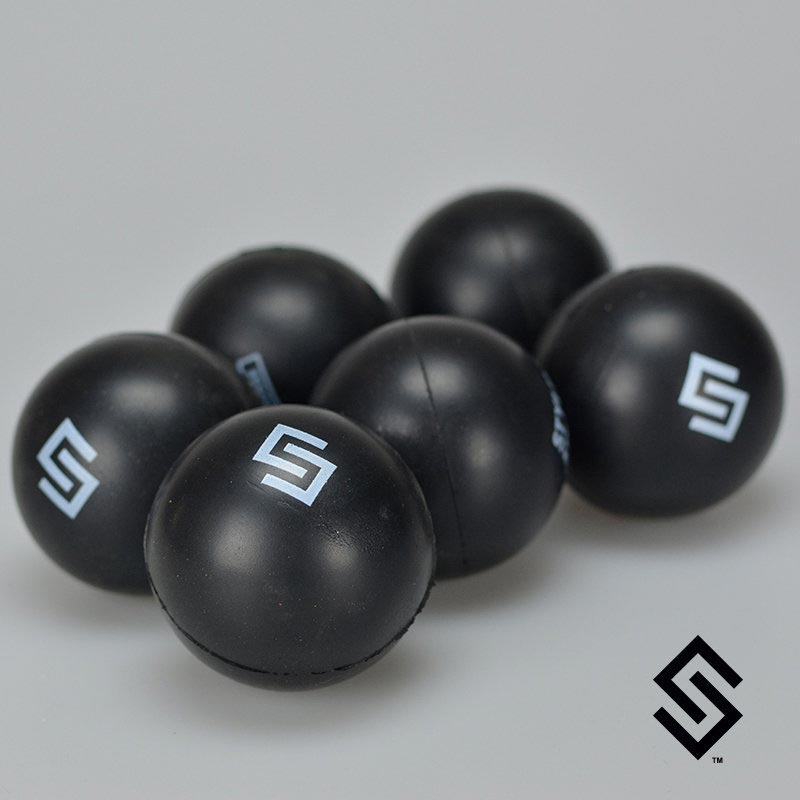 Stylin' Strings Foam Ball 6-Pack