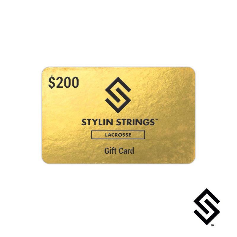 Stylin Strings $200 Gift Card