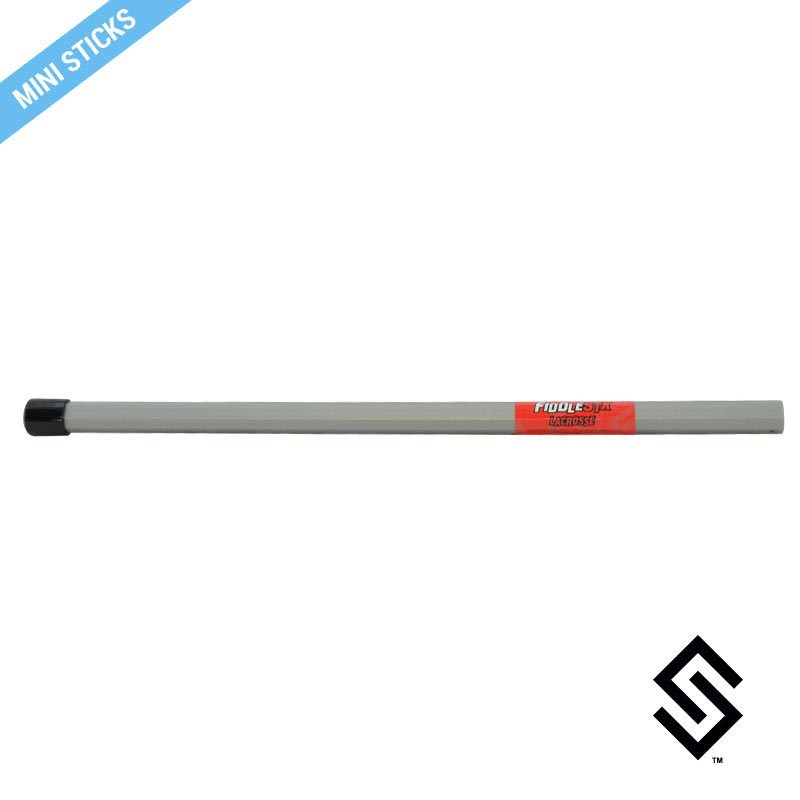 STX Mini Plastic Lacrosse Shaft Attack Length Gray