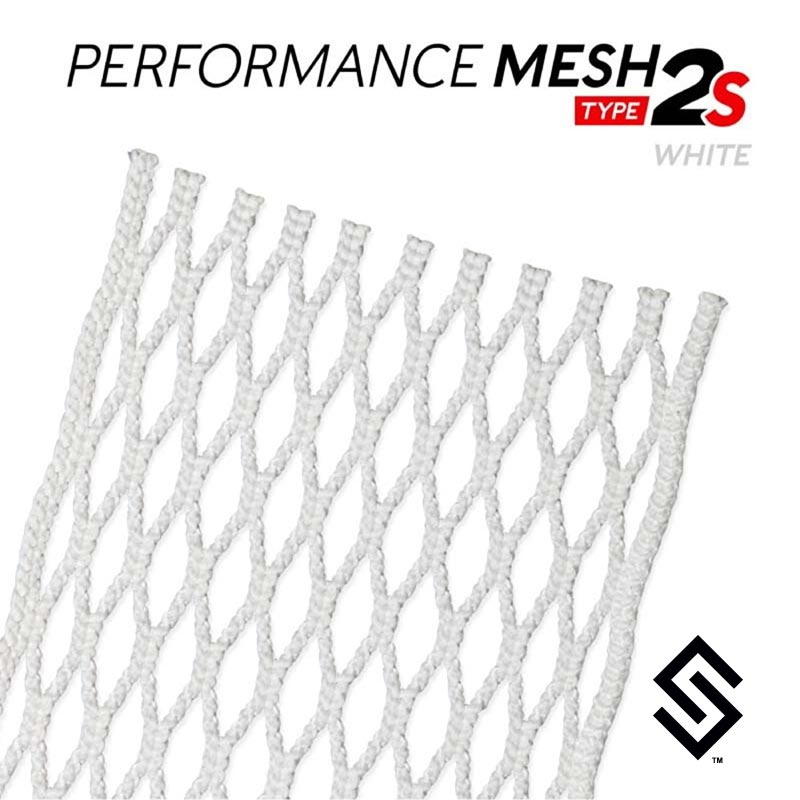 StringKing Performance Mesh Type 2s White