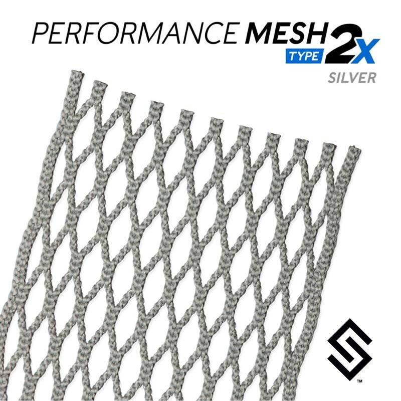StringKing Performance Mesh Type 2x Gray