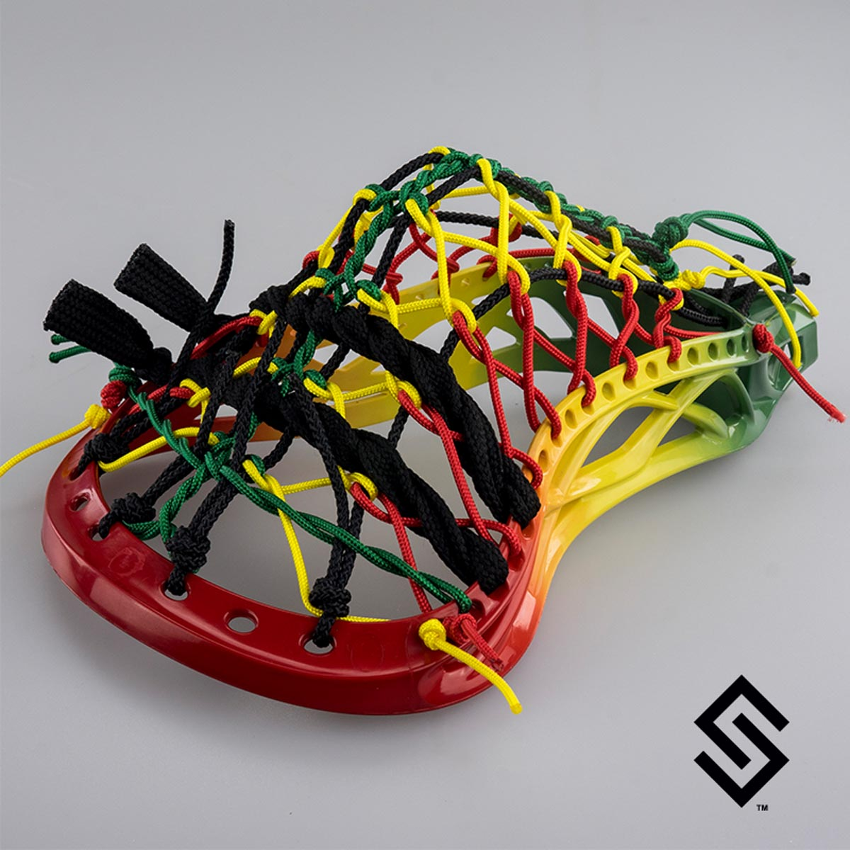 The Rasta Monsta - Stylin Strings Mini Pita Lacrosse Fiddle Stick