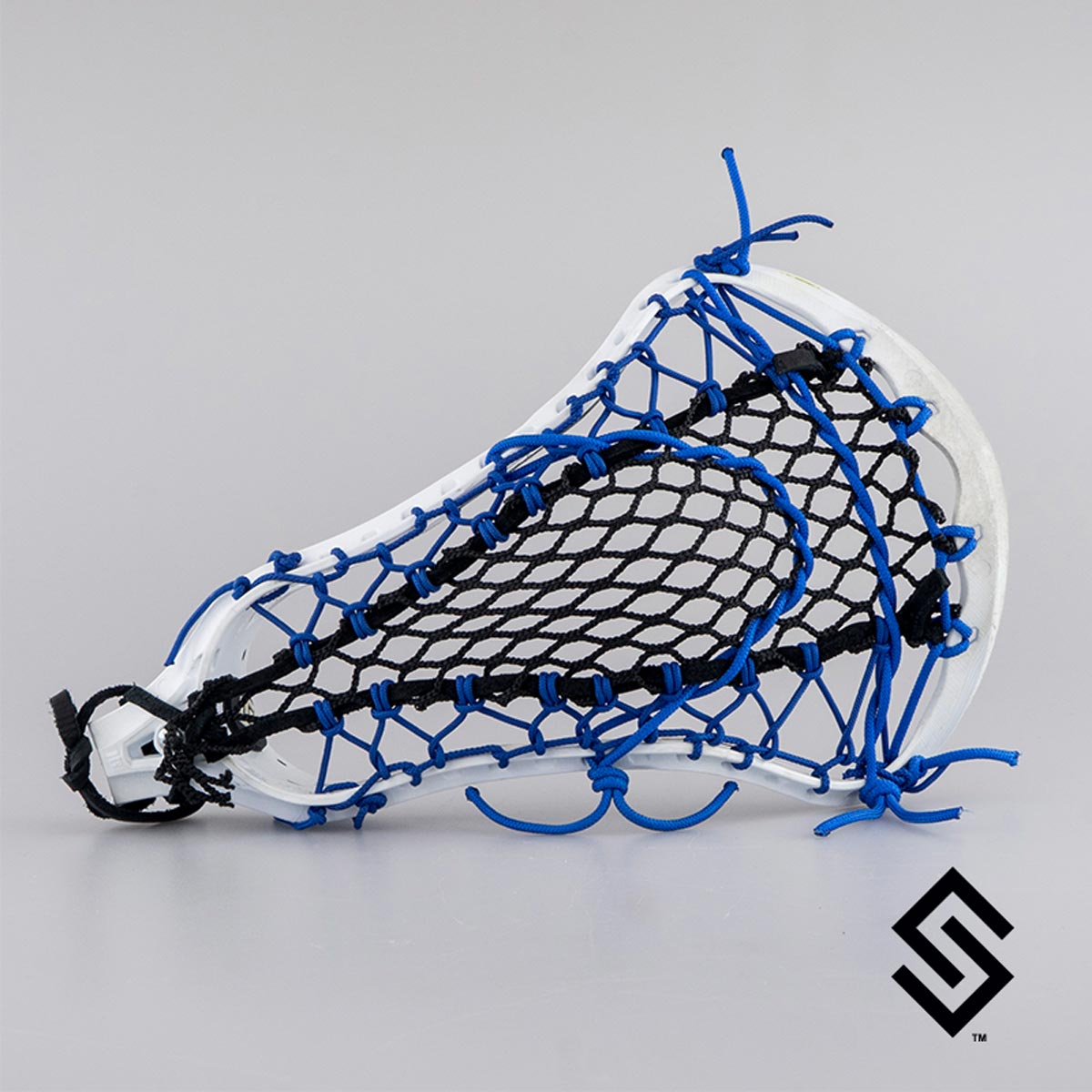 STYLIN STRINGS WOMEN'S Mesh-X Wide Lacrosse Pocket